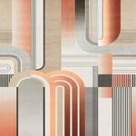 Grandeco Plains and Murals PM 6601